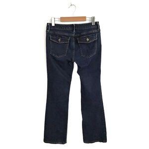Banana Republic Bootcut Jeans 6 Dark Wash